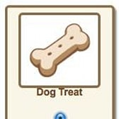 FarmVille Dog Treats + Puppy Kibble quick links