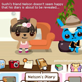 Pet Society Diaries Go Public