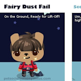 Pet Society Fairy Dust Fail