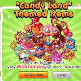 SPP! Ranch gets a sweet tooth with new Candy Land items
