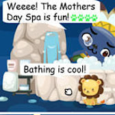 Pet Society review of Mother's Day Spa