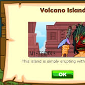 Treasure Madness gives free Volcano Island map to fans