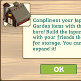 FarmVille Cheats & Tips: Japanese Barn Materials Quick Links