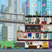 Hotel City: Unlock new Exclusive NYC themed rooms and backgrounds