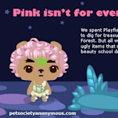 Pet Society: The Power of Pink in Pet Society and Beyond