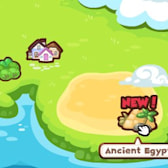Pet Society: Dig in Ancient Egypt