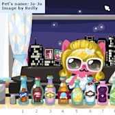 Cold Drinks Collection in Pet Society