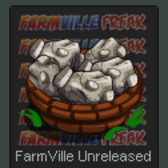 FarmVille Unreleased White Truffles