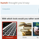 Hunch's Predict-o-matic game shows what your Facebook profile reveals about you
