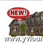 YoVille's new English Cottage has arrived -- take the tour