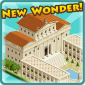My Empire: Read a book in the new library wonder
