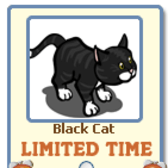 FarmVille Black Cat Now Giftable for a Limited Time