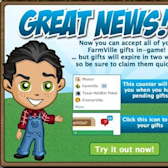 FarmVille brings back in-game gifting (hopefully for good this time)