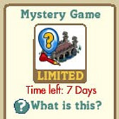 FarmVille Mystery Game updated with Gothic prizes