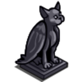 FarmVille giftable Sphynx Statue
