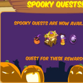 Happy Island sees release of Spooky Quests just in time for Halloween