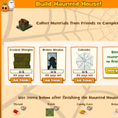 Zoo World: Buildable Haunted House unlocks Halloween festivities