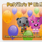 Happy Birthday PetVille: Zynga's pet game turns one