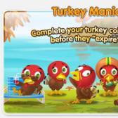 PetVille: New collect 'em all turkeys for Thanksgiving
