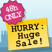 Hotel City hosts huge 25% off sale for 48 hours