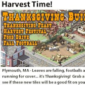 ESPNU College Town Thanksgiving items bring the comforts of home