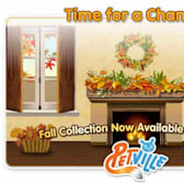 PetVille Fall Collection hits the stores with autumn colors