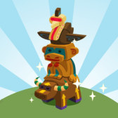 Island Paradise Animal Booster Totem allows you to hoard more animals