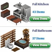 YoVille Fall Kitchen and Bathroom Furniture now available