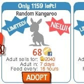 Happy Pets: Random Kangaroos and Monkeys now available