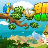 Create your own tropical aviary with Bird Oasis on Facebook