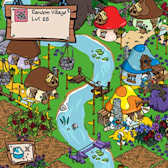 8-year-old girl spends $1400 in Smurfs Village game for iPad