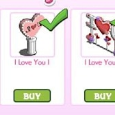 FarmVille Valentines Collection Day 3: XOXO Sign
