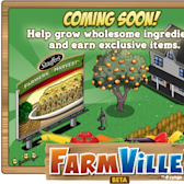 Stouffer's frozen food promotion coming soon to FarmVille