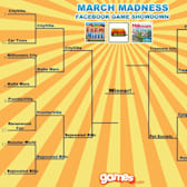 March Madness Facebook Game Showdown: Final Four