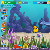 Live in San Francisco?  Earn money by playing FishVille