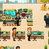 Millionaire Boss: New Digital Chocolate game puts you in charge