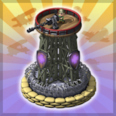 Empires & Allies: Defense Tower II available for extra island protection