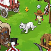 Pioneer Trail: Play Mafia Wars 2 for two White Lions