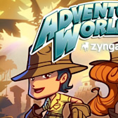 Adventure World 'Add me' Page: Make new friends fast!