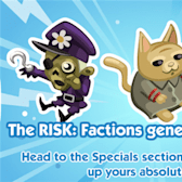 Risk: Factions invades again with three adorable Sims Social plushies