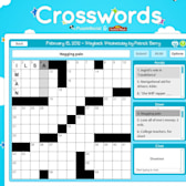 Crosswords by PuzzleSocial: Over 100K served in its first month