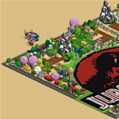 FarmVille Pic of the Day: Welcome to Jurassic Park, er, Farm by rpreinhart