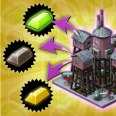 Empires & Allies: Increase your production with the Super Ore Mine