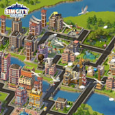 SimCity Social 'Add Me' Page: Make new friends fast!