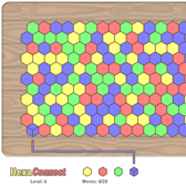 Game of the Day: Hex Connect