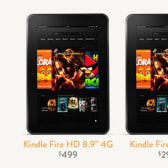 Five reasons gamers should care about the Kindle Fire HD