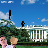 So this exists: The Mitt Romney Binder Game