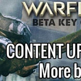 Warframe Closed Beta Update 6 hits today, more Beta keys available!