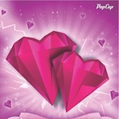 Spread the love with this Bejeweled Valentine's Day card