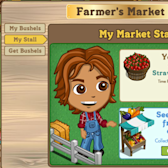 FarmVille increases capacity of Market Stall & Crafting Silo!